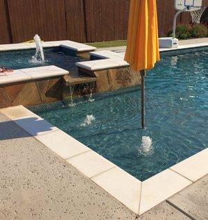 Custom Feature #008 by Pool Xperts